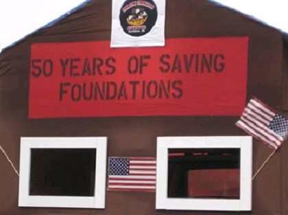 50 Years of Saving Foundations