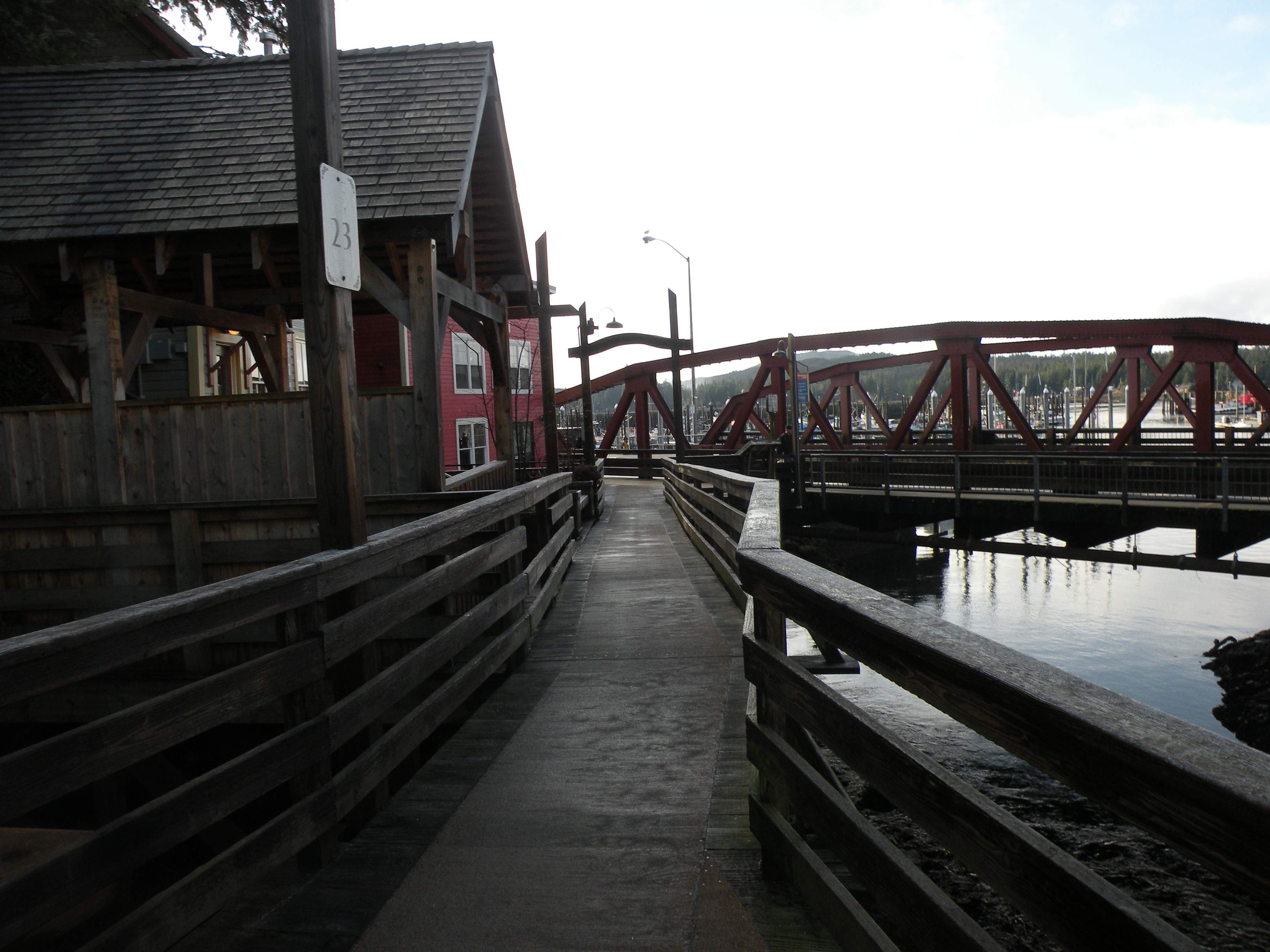 creek street board walk
